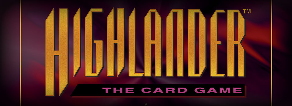 Highlander: The Card Game
