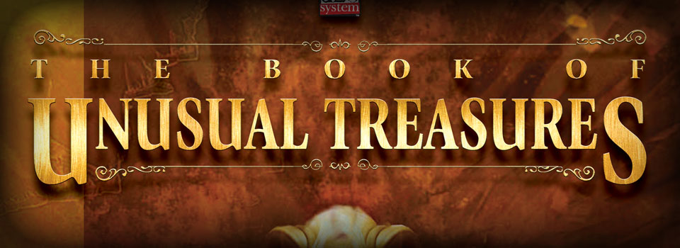 The Book of Unusual Treasures